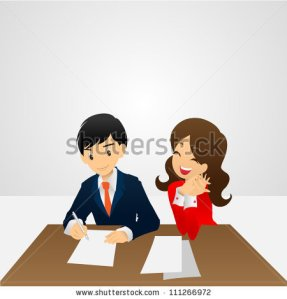stock-vector-sign-contract-comic-111266972